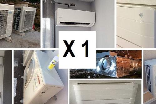 IHOME CLIM Prix installation climatisation à Toulon et Aix-en-Provence
