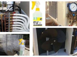 Entretien Pompe à chaleur Aix-en-Provence. Chauffage et Climatisation