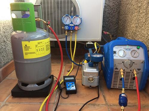 Recharge gaz et mise en service climatisation réversible de Toulon à Aix en Provence IHOME CLIM