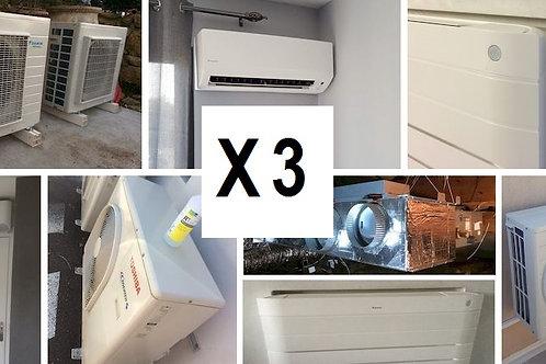 Pose climatisation au meilleur prix à Aix-en-Provence et Toulon IHOME CLIM