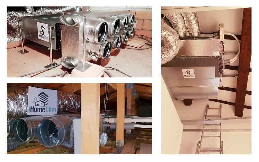 Installateur Climatisation Gainable Aix