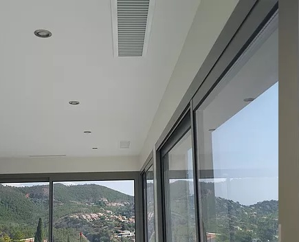 installation climatisation villa à Aix en Provence