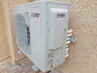 Installation climatisation Mitsubishi à Aix en Provence - IHOME CLIM Aix