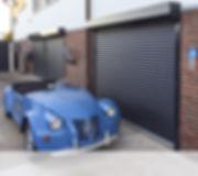 volet roulant de porte de garage