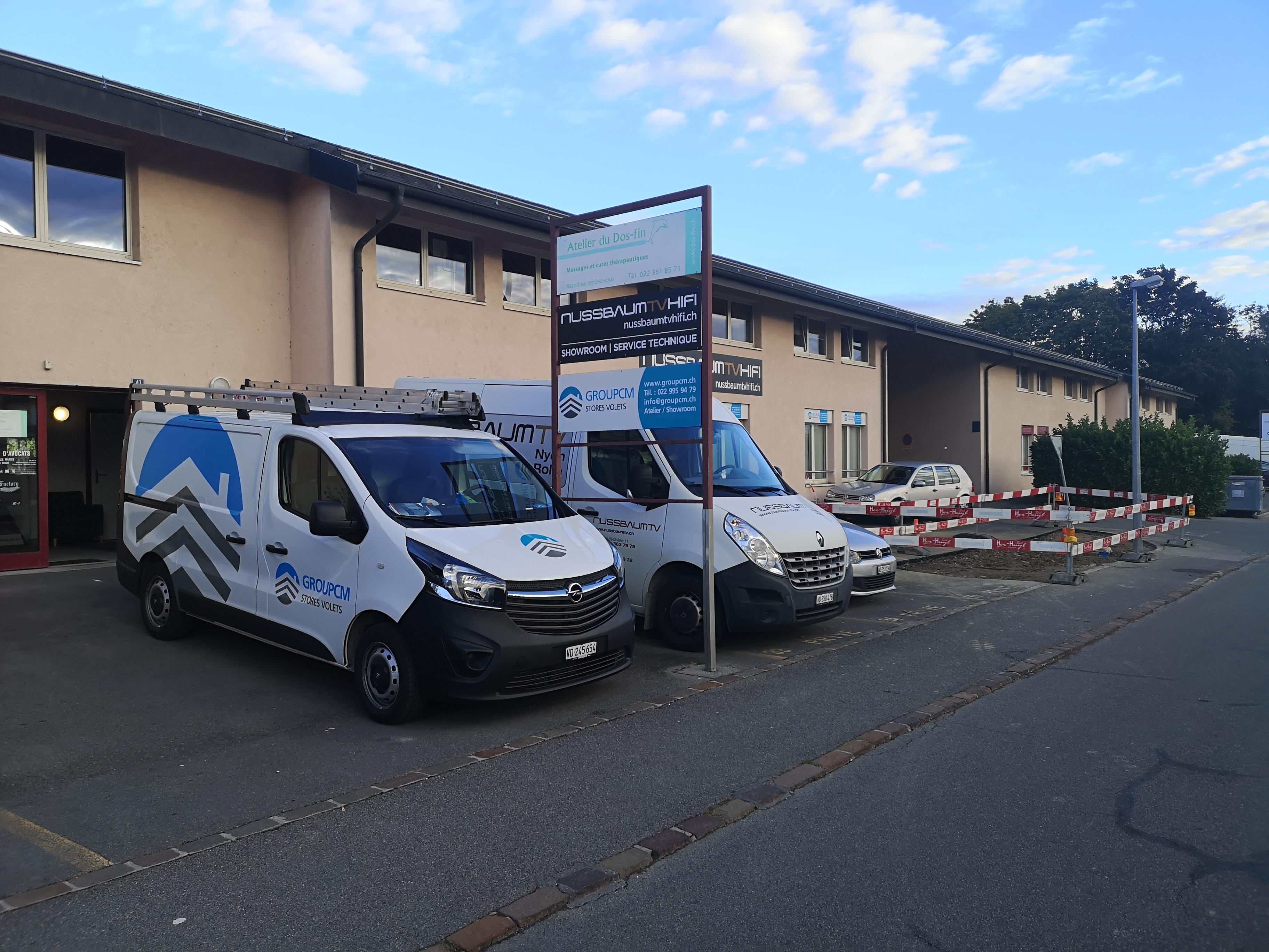 Atelier à Gland dans le canton de Vaud