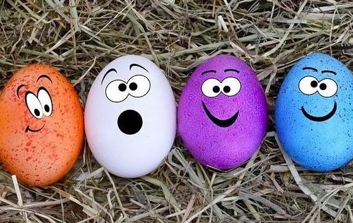 Bientôt Pâques,  Pas de grands repas familiaux ...