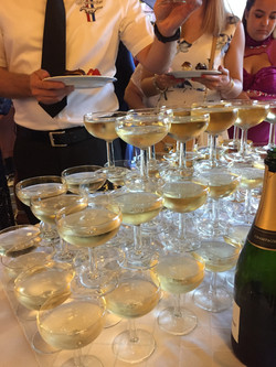 Montage champagne