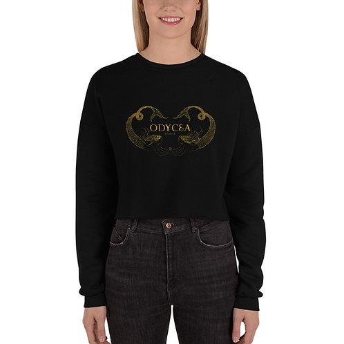 Crop Sweatshirt Odycea Signature