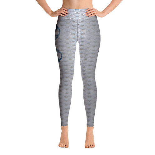 Odycea Light scales - Ladies' Yoga Leggings