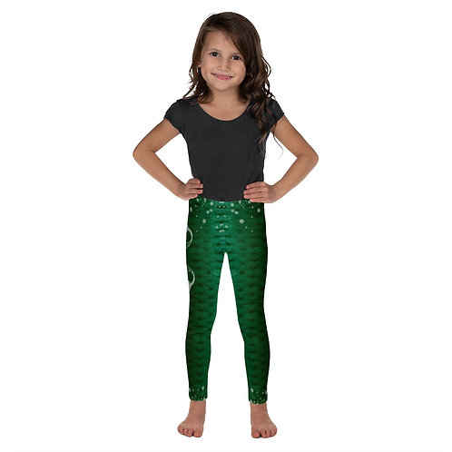 Xmas edition Odycea Studios green Kid's Leggings