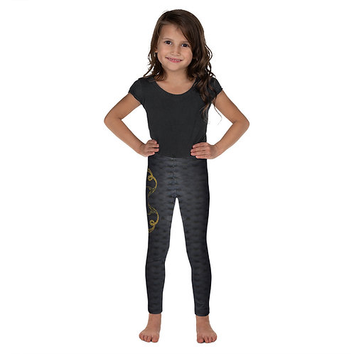 Kid's Odycea Dark Scales Leggings