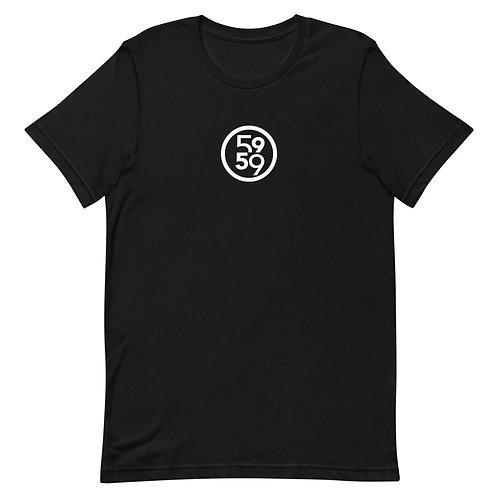 Short-Sleeve 5959 Logo Unisex T-Shirt