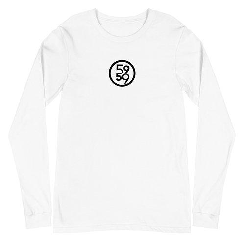 Unisex 5959 Logo Long Sleeve Tee