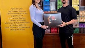 V5 Digital announces Nespresso Essenza winner!