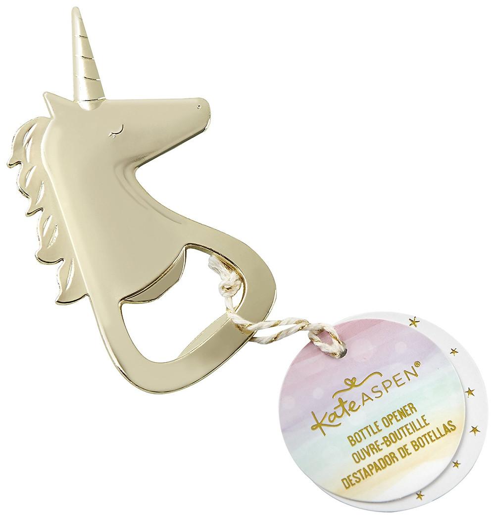 Kate aspen, Unicorn Bottle Opener, bottle opener, unicorn lover, unicorn gift guide, unicorn gifts, unicorn, unicorns, beer bottle opener