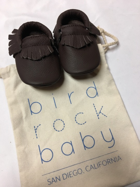 There is no foot too small that it cannot leave an imprint on this world. BirdRock Baby Moccasins are the Cutest Baby Shoes and Best Baby Shower Gift! BirdRock Baby Moccasins are 100% high-quality genuine leather and so soft! BirdRock baby says each pair of mocassins are individually crafted, and they even offer a 100% lifetime warranty! I wish all shoes came with that. From newborn to 4 years old, BirdRock Baby has 30 different patterns and colors to choose from.