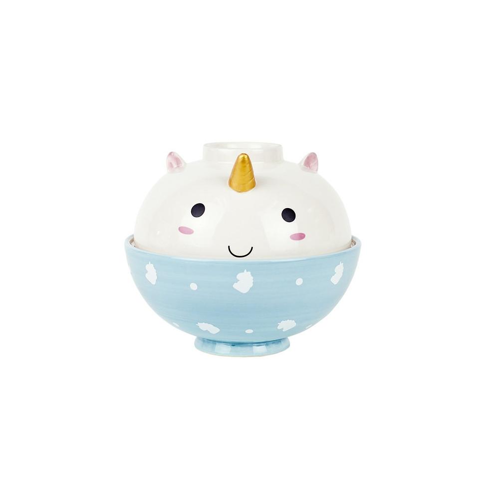 Unicorn Bowls, ceramic unicorn bowl, hand painted unicorn bowl, unicorns, unicorn, kitchen utensils, unicorn gift guide, unicorn kitchen supplies, unicorn lover, unicorn gift