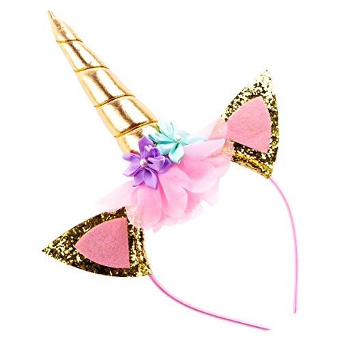 unicorn headband, unicorn party favor, unicorn party, unicorn lover, unicorn gift, unicorn gift guide, unicorn birthday party, unicorn baby shower, unicorn party