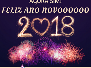 Agora sim, Feliz Ano Novooooooo!!!