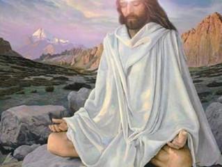 Jesus, mestre de si mesmo