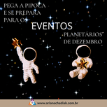 Os dois grandes eventos planetários de Dezembro