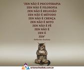 Zen é Zen