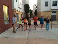 Continuum Runners Group