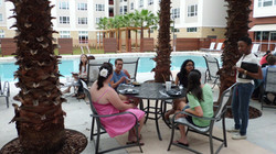 Continuum event pool party