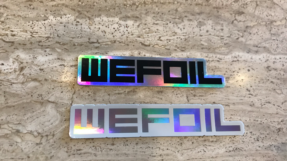 Holographic Sticker Pack