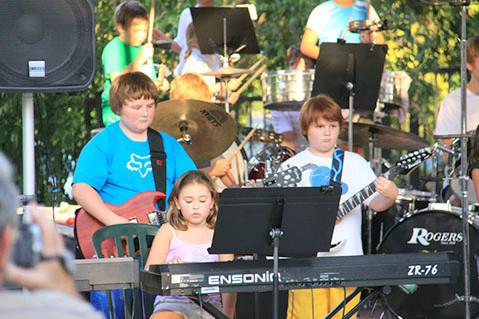 Mansfield Music Mentors