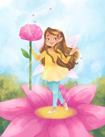fairy on flower.jpg