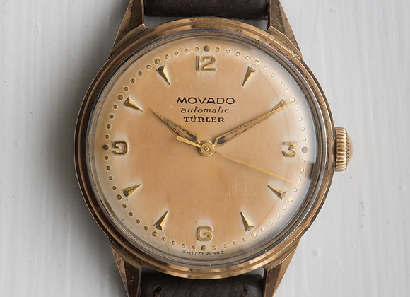 Movado Automatic retailed by Türler