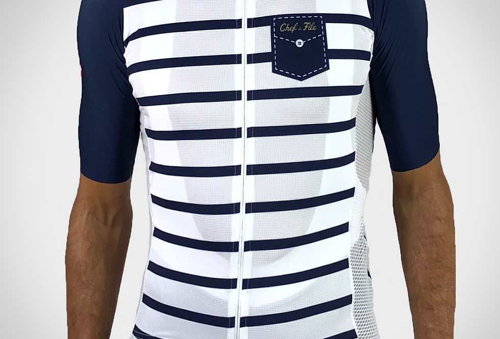 MAILLOT SIGNATURE MARIN HOMME