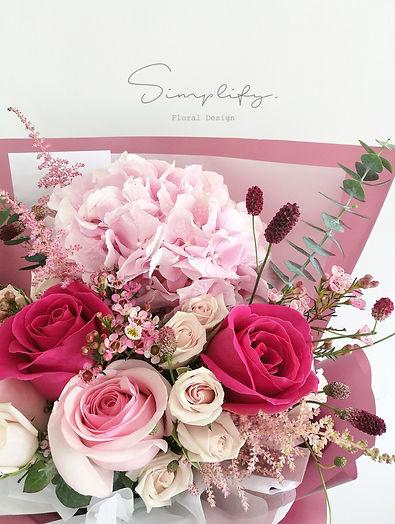 香港花店,Simplify. floral design