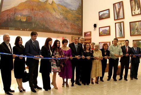 Inauguración de la Sala-Museo