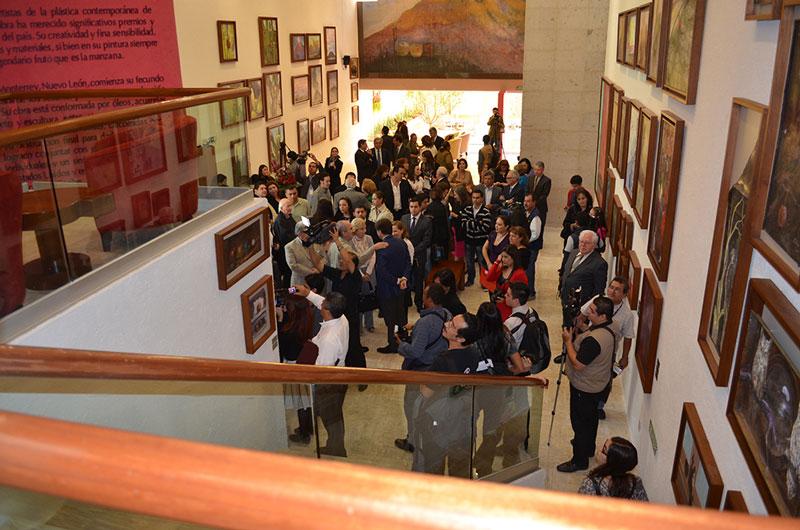 Inauguración de la Sala - Museo