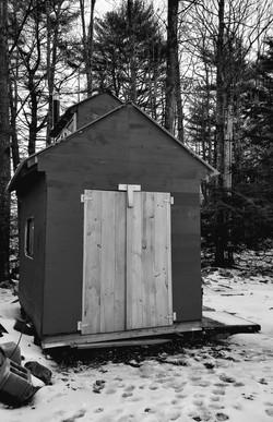 Cafro's Maple sugarhouse