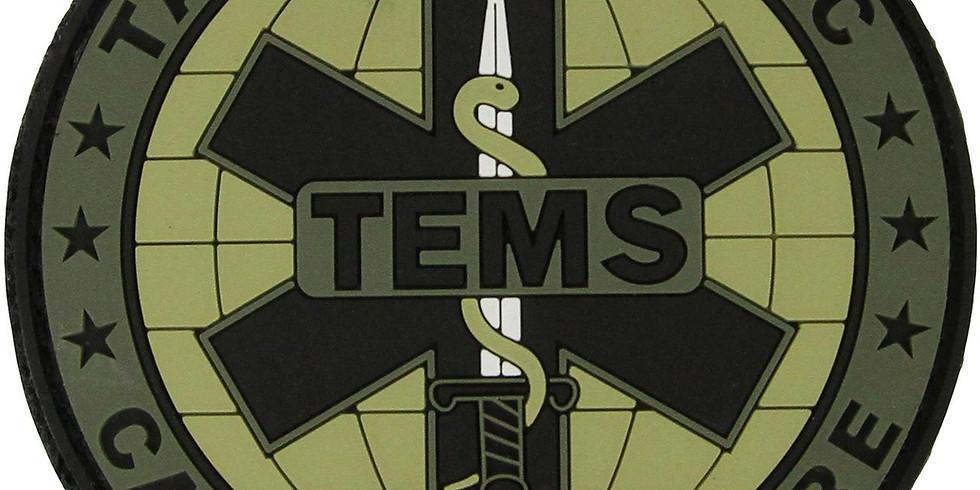 TCCC (Tactical Combat Casualty Care)