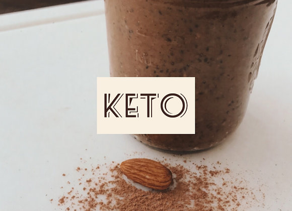 keto organic cacalmond spread