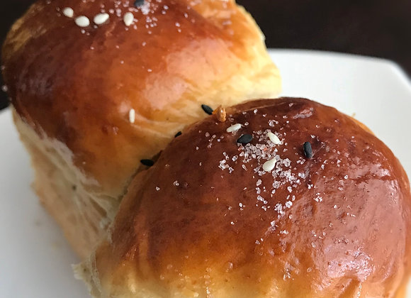 organic everything milk bread bun