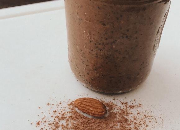 organic cacalmond spread