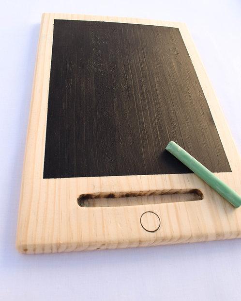 tablet pizarra