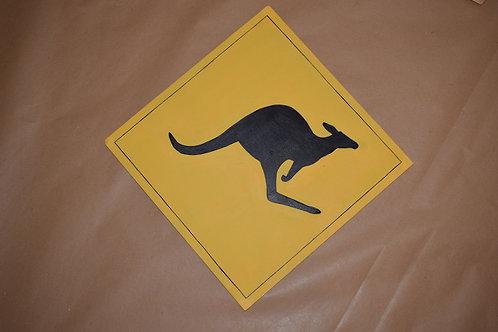 señal canguro