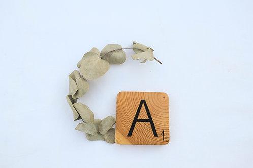 Letras Scrabble