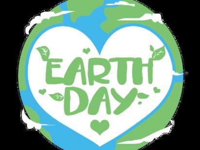 Hey World, HAPPY EARTH DAY!