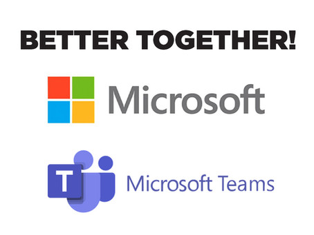 Better Together: Teams and Microsoft 365