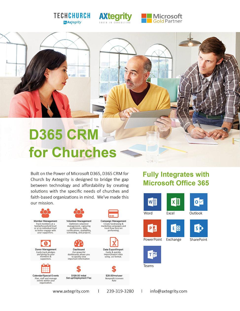D365_Church_Management_Solution_Product_
