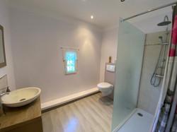 Salle de bain chambre 3 et 4