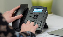 WP410 VoIP phone