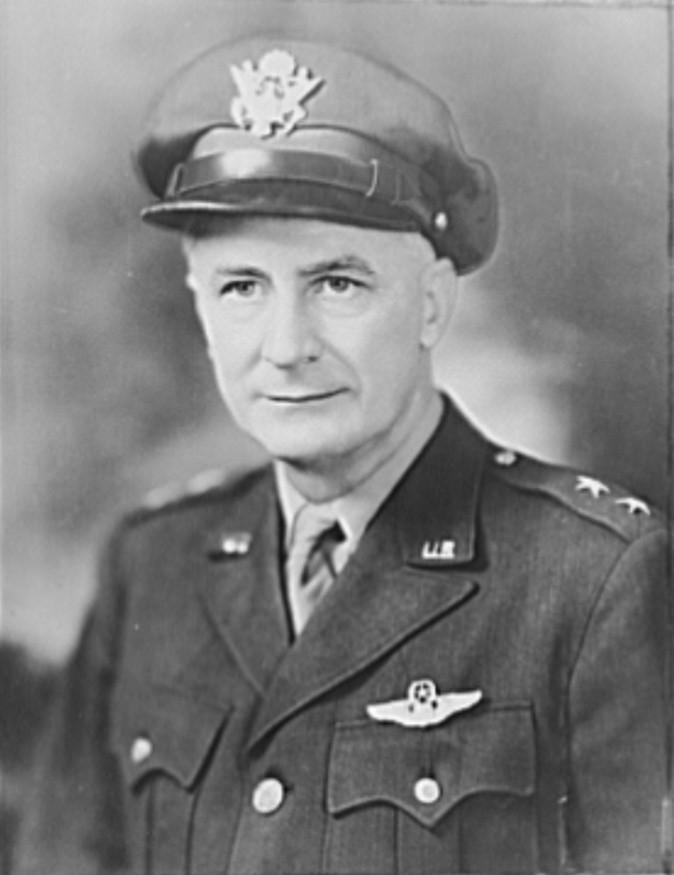 "Major General Henry ""Izzy"" Miller"